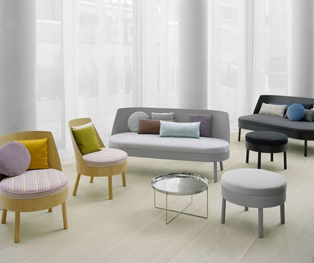 Cadeiras Modernas Para A Sala Fotos E Imagens