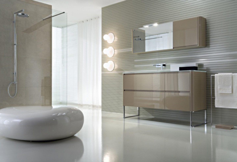Casa de banho minimalista moderna fotos e imagens - Banos con estilo moderno ...