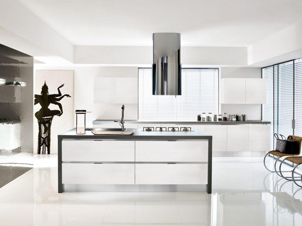 Cozinha moderna minimalista fotos e imagens for Minimalismo moderno
