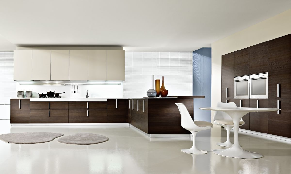 Cozinhas modernas for Modern kitchen interior