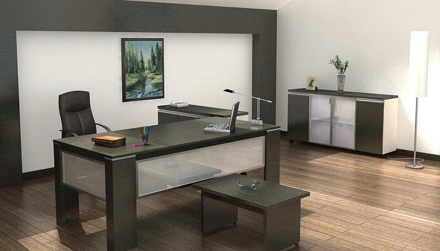 Escrit rio moderno e elegante fotos e imagens - Despacho en casa ...