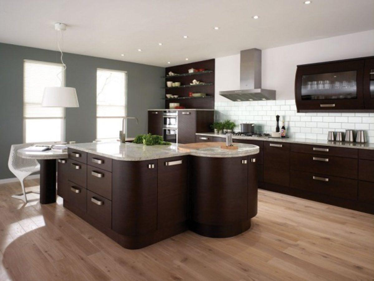 Ilha De Cozinha Moderna Fotos E Imagens