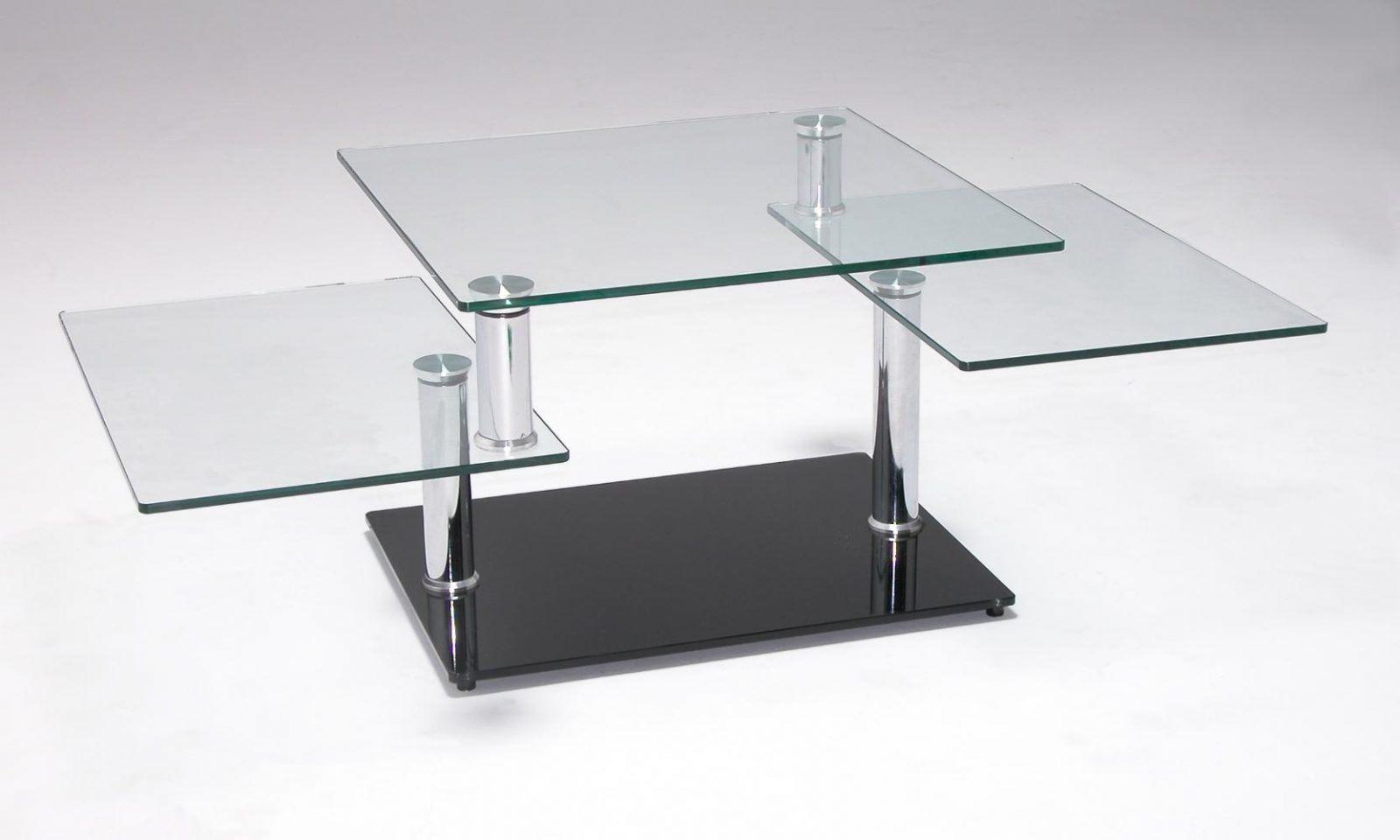 Mesa de centro moderna de vidro fotos e imagens - Mesa centro de cristal ...