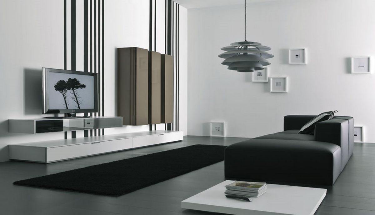 M vel da televis o moderno para a sala fotos e imagens for Modulares modernos para sala