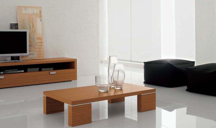 Pequena mesa de centro moderna fotos e imagens for Mesas de centro modernas
